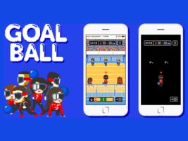 日本ゴールボール協会監修オフィシャルゲームアプリ ENJOY! PARA SPORTS GOAL BALL