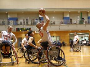 車いすバスケットボールHIGH8選手権でNO EXCUSEが初優勝