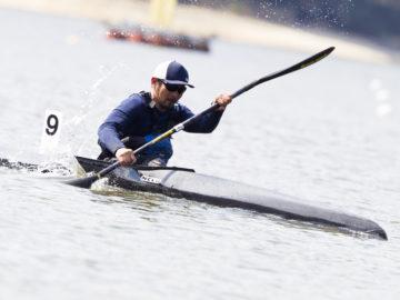 【カヌー】2018パラカヌー海外派遣選手最終選考会