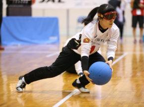【ゴールボール】2019ジャパンパラゴールボール競技大会
