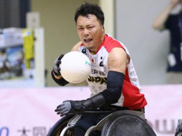 【ウィルチェアーラグビー】2018ジャパンパラウィルチェアーラグビー競技大会