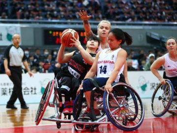 車いすバスケットボール大阪カップ、女子日本代表が新たな門出で手にしたものとは?