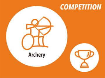 【アーチェリー】第41回中・四国身体障害者アーチェリー競技大会
