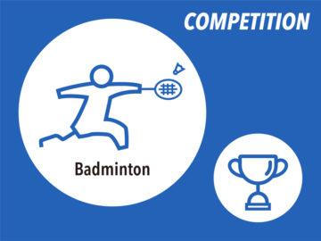 【バドミントン】第6回日本障がい者バドミントン選手権大会