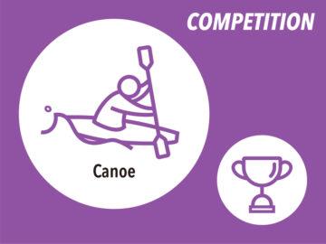 【カヌー】パラカヌー世界選手権大会
