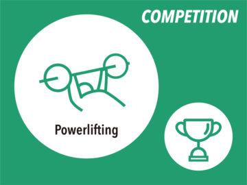 【パワーリフティング】第20回全日本パラ・パワーリフティング 国際招待選手権大会