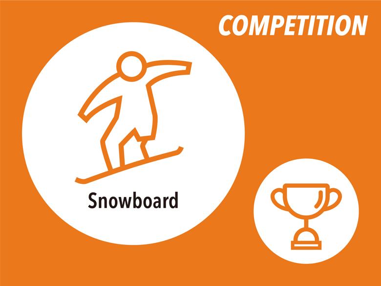 【スノーボード】第7回全国障がい者スノーボード選手権大会&サポーターズカップ大会