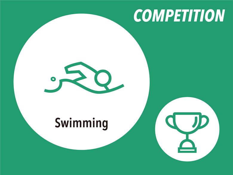 【水泳】第24回中国四国身体障害者水泳選手権大会