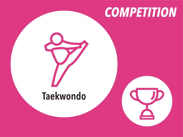 【テコンドー】全日本テコンドー選手権大会