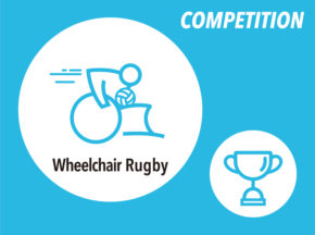 【ウィルチェアーラグビー】IWRF 2018 Wheelchair Rugby World Championship