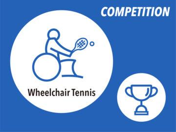【車いすテニス】楽天・ジャパン・オープン・車いすテニス・チャンピオンシップス2019(楽天オープン2019)