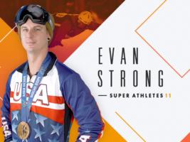 エヴァン・ストロング 選手