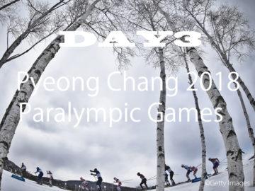 【3日目の見どころ】平昌2018冬季パラリンピック競技大会