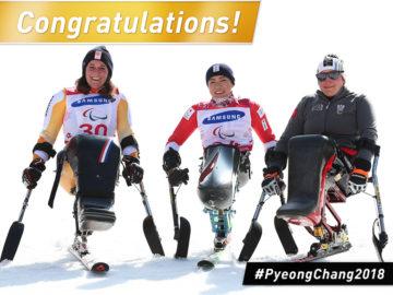 村岡桃佳 冬季パラ日本史上最年少 金メダリストの強さ。スキーが楽しいから勝てる/平昌パラリンピック
