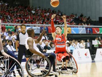 【車いすバスケットボール】三菱電機 WORLD CHALLENGE CUP 2018