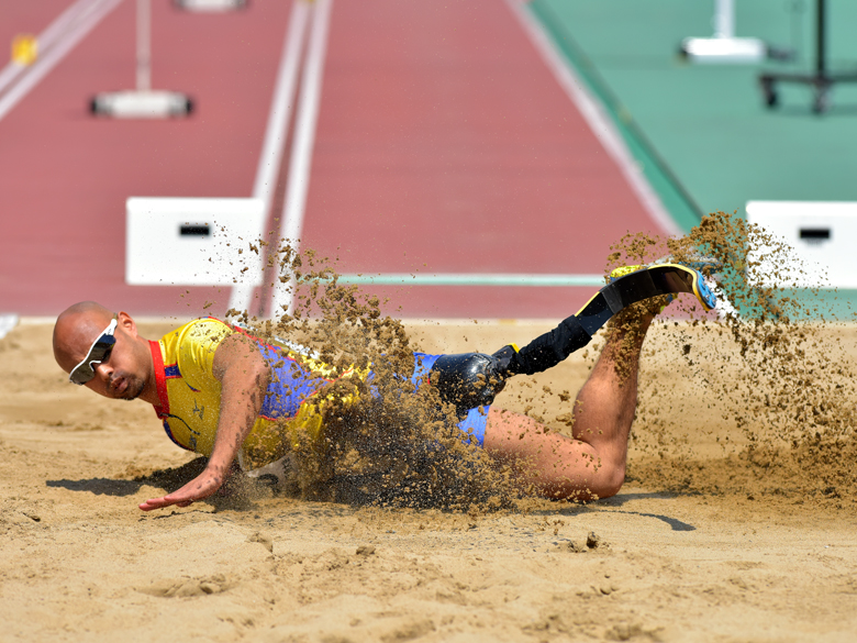 【陸上競技】第29回日本パラ陸上競技選手権大会