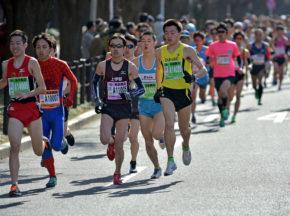 【陸上競技】 第4回日本IDハーフマラソン選手権大会
