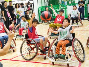 パラスポーツのテーマパークに6000人が来場! 障がい者と健常者の交流の場に。東京おもちゃショー2018