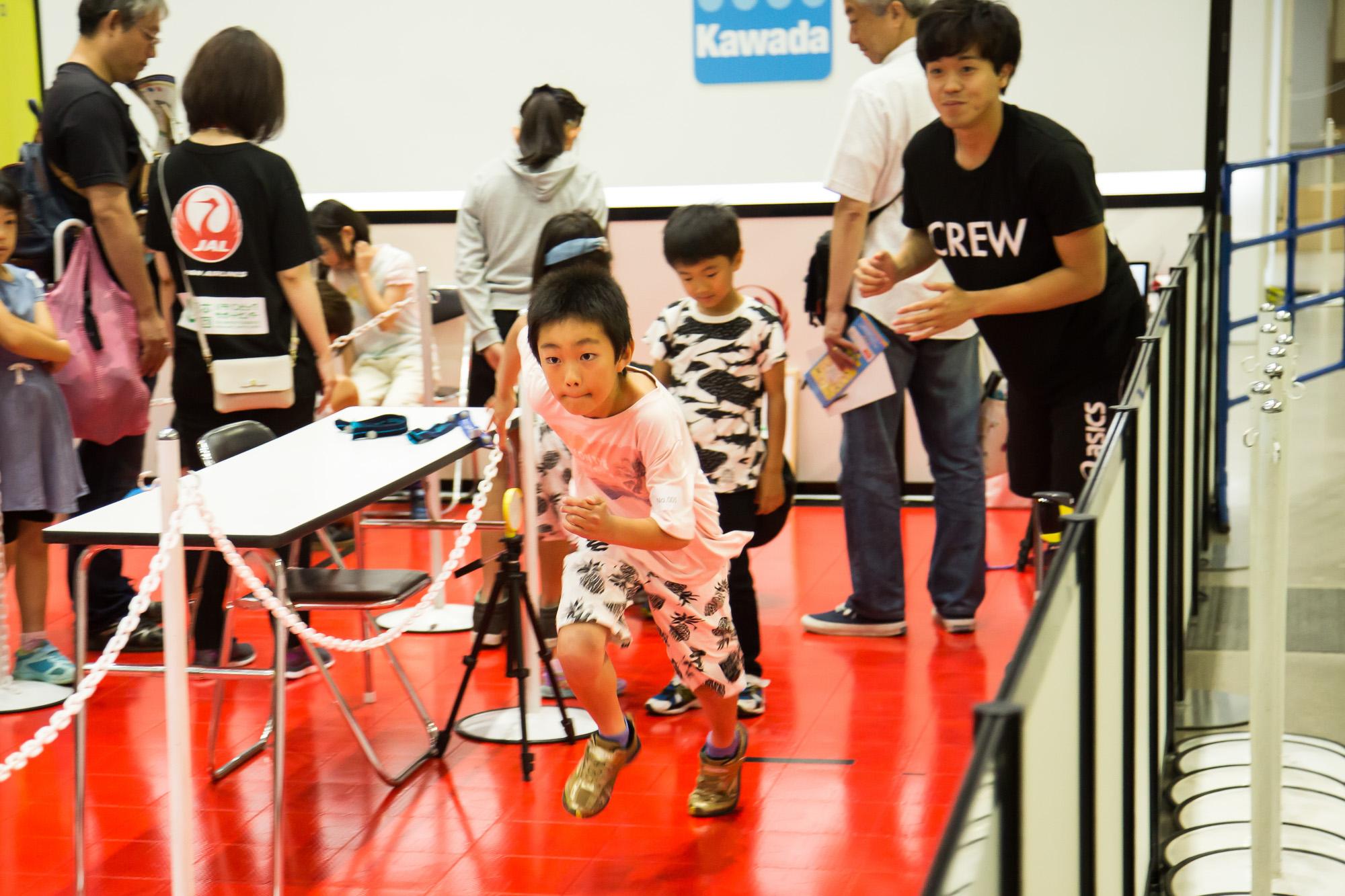 障がいがる人も参加できるスポーツテスト