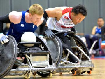 ジャパンパラ優勝! ウィルチェアーラグビー日本代表「東京で金メダル」への本気度