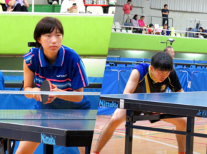 知的障がい者卓球・女子シングルスは16歳 芹澤瑠奈が初の栄冠! 男子シングルスは加藤耕也が2連覇