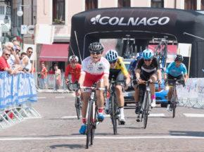野口佳子が2年連続アルカンシェル獲得! 2018パラサイクリングロード世界選手権