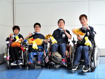 ボッチャ世界選手権で過去最高の銀メダル! 日本代表が帰国会見