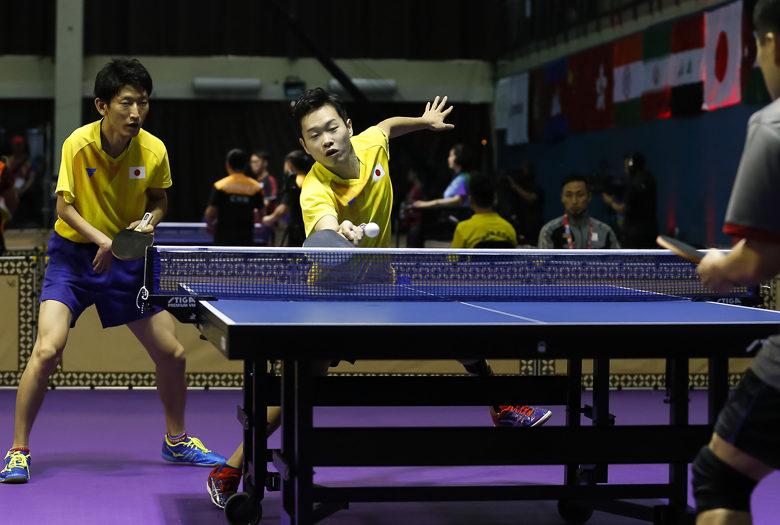 団体戦で金メダル! アジアパラ卓球JAPAN躍進の秘密
