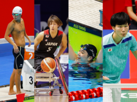 メダル獲得数198! アジアパラ競技大会での日本勢の活躍