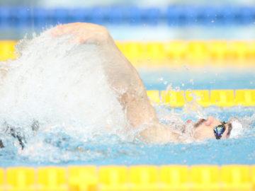 日本パラ水泳選手権、今年最後の全国大会に523選手が集結