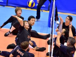 【シッティングバレーボール】第22回日本シッティングバレーボール選手権大会