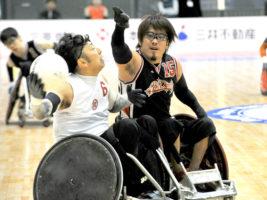【ウィルチェアーラグビー】日本選手権大会第20回記念大会