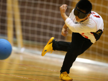【ゴールボール】2019 Goalball Japan Men's Open