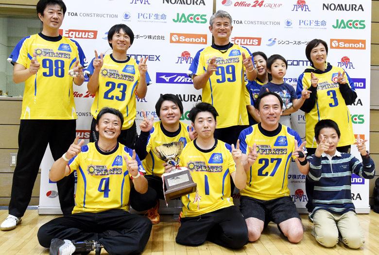 シッティングバレーボール・クラブチーム日本一決定戦