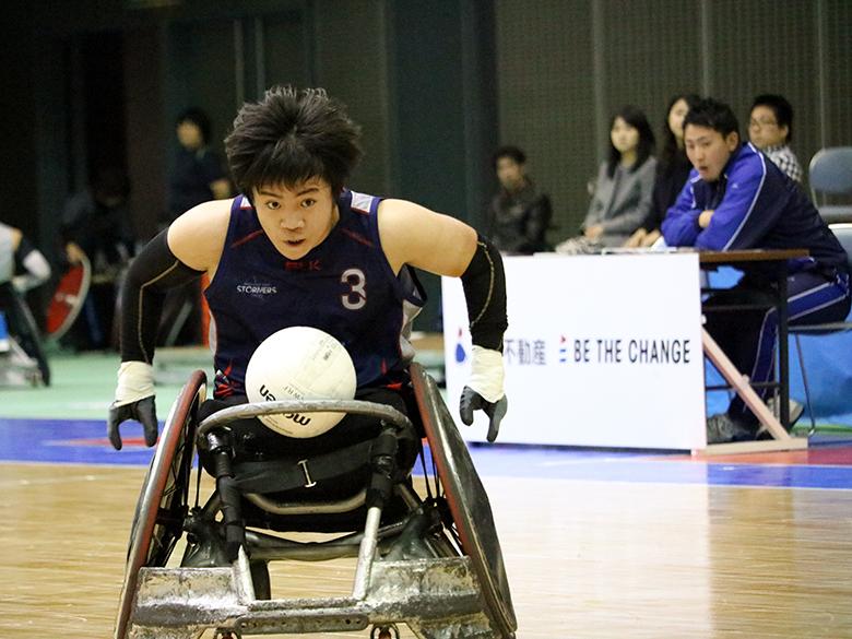 橋本勝也 16歳 〜ウィルチェアーラグビーとの出会いから、日本代表まで〜