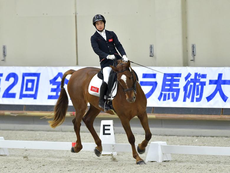 パラリンピックの馬術とは? 肢体不自由&視覚障がい、男女もミックスで競う