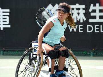 【車いすテニス】天皇陛下御在位三十年記念 天皇杯・皇后杯 第35回飯塚国際車いすテニス大会(Japan Open 2019)