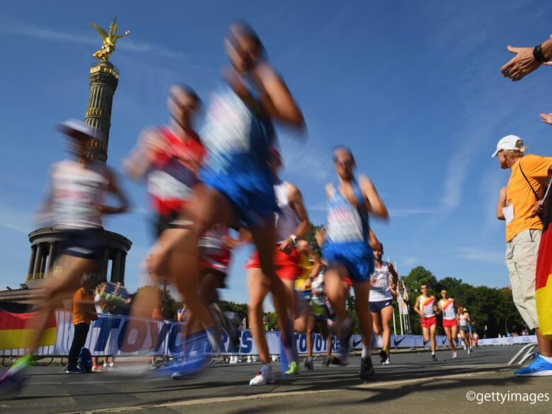 メダルを狙っているのに、全速力でゴールしてはいけないランナーって?