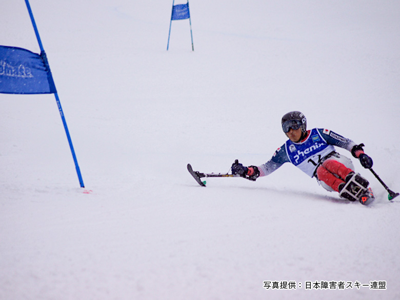 【アルペンスキー】2019全日本チェアスキーチャンピオンシップINよませ