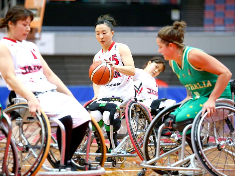 【車いすバスケットボール】2019国際親善女子車いすバスケットボール大阪大会