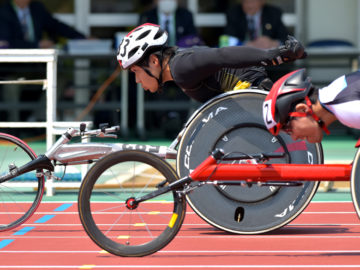 【陸上競技】第30回 日本パラ陸上競技選手権大会