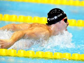 パラ水泳選手権大会代表選考戦、リオパラ組の代表切符も厳しいシーズン幕開け