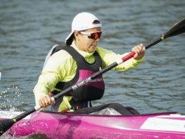 2019パラカヌー海外派遣選手最終選考会、瀬立らが優勝も強風に課題