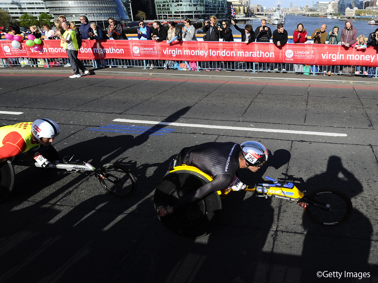 【陸上競技】2019 World Para Athletics マラソン世界選手権大会