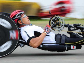 【自転車】日本パラサイクリング選手権・ロード大会