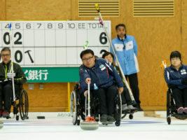 車いすカーリング・北見フリーグスが日本一返り咲き。難しい氷での経験を世界で戦う糧に