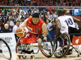 【車いすバスケットボール】三菱電機 WORLD CHALLENGE CUP 2019