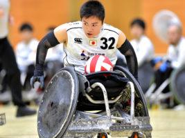 橋本 勝也 選手