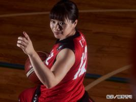 藤井郁美(車いすバスケットボール)・女子アスリートPHOTO GALLERY BEST SHOOT