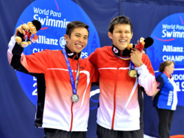 世界パラ水泳選手権・日本が獲得した14個のメダルが映すものとは